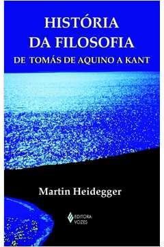 História da filosofia: de Tomás de Aquino a Kant
