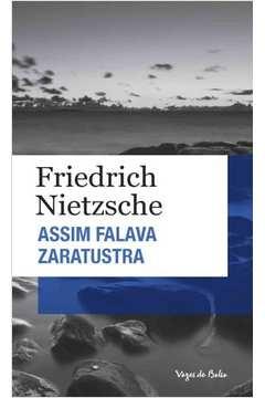 Assim Falava Zaratustra - Coleção Vozes de Bolso