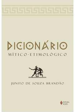 DICIONARIO MITICO-ETIMOLOGICO V. UNICO