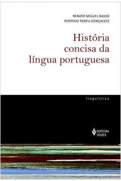 Historia Concisa da Lingua Portuguesa