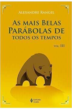 MAIS BELAS PARABOLAS DE TODOS OS TEMPOS, AS VOL. 3