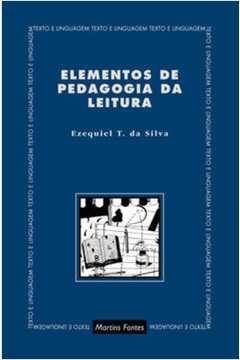 Elementos de Pedagogia da Leitura