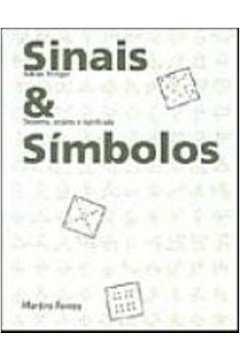 Sinais e Símbolos desenho projeto e significado