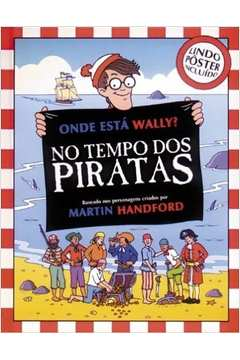 Onde Está Wally? no Tempo dos Piratas