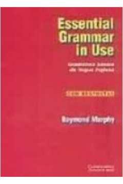 Essential Grammar in Use - Gramática Básica da Língua Inglesa