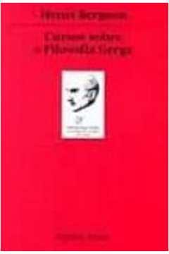 Cursos Sobre A Filosofia Grega
