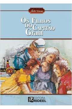 Coleção Júlio Verne: os Filhos do Capitão Grant