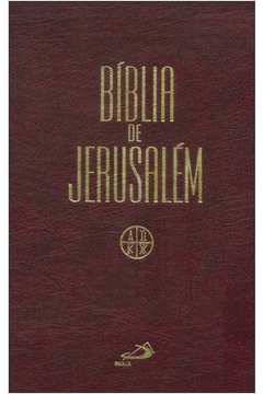Bíblia de Jerusalém: Grande Encadernada
