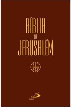 Bíblia de Jerusalém : Média Cristal