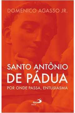 Santo Antônio de Pádua : por onde passa, entusiasma