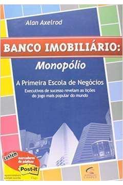 Banco Imobiliário: Monopólio