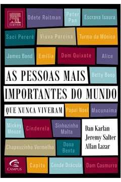 PESSOAS MAIS IMPORTANTES DO MUNDO, AS