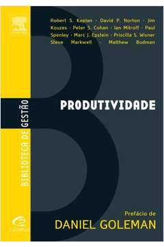Produtividade Biblioteca de Gestão