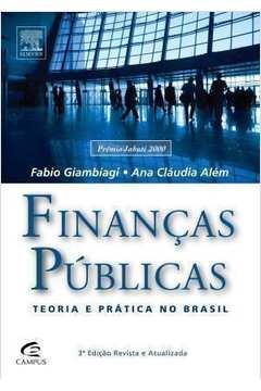 FINANCAS PUBLICAS 3 EDICAO