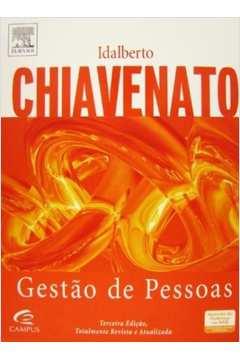 Gestão de Pessoas - Chiavenato