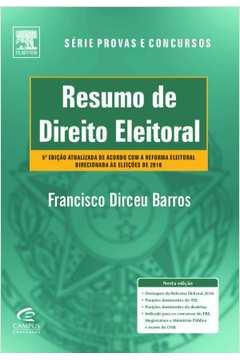 Resumo de Direito Eleitoral - Série Provas e Concursos