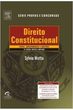 Direito Constitucional - Teoria Jurisprudência e Questões - 22ª Edição