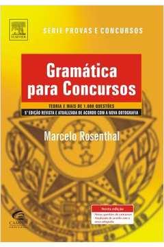Gramática para Concursos