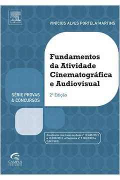 Fundamentos da Atividade Cinematográfica e Audiovisual