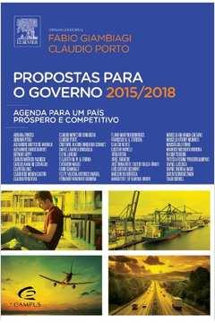 Propostas para o Governo 2015/2018 - Agenda para um País Próspero e Competitivo
