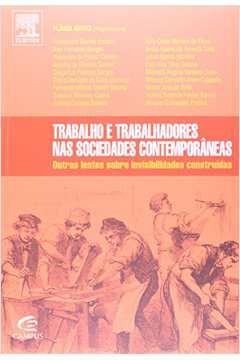 Trabalho e Trabalhadores nas Sociedades Contemporâneas