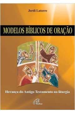 Modelos bíblicos de oração