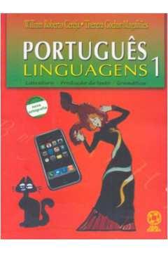 Português:literatura Produção de Texto e Grama Vl. 1(nova Ortografia)