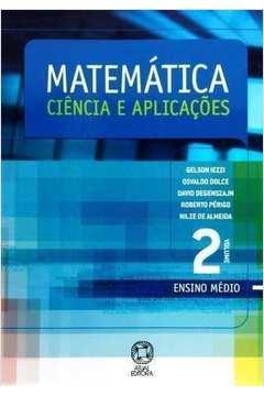 Matematica Ciencia Ne Aplicações Volume 2 Ensino Medio ....