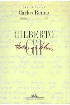 Gilberto Gil - Todas As Letras - Edicao Revista E Ampliada