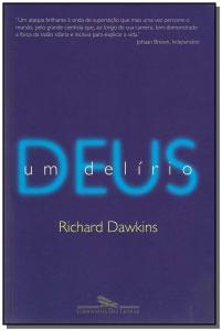 DEUS UM DELIRIO (DAWKINS/CIA DAS LETRAS)