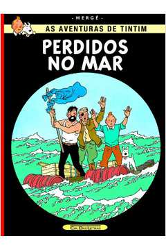 TINTIM - PERDIDOS NO MAR