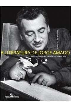 A literatura de Jorge Amado