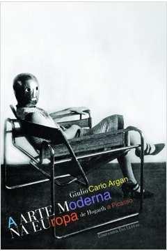 A arte moderna na Europa: de Hogarth a Picasso