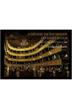 A Gênese da Sociedade do Espetáculo