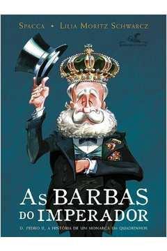 o livro as barbas do imperador