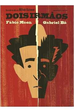 Dois Irmãos, de Milton Hatoum - Em quadrinhos