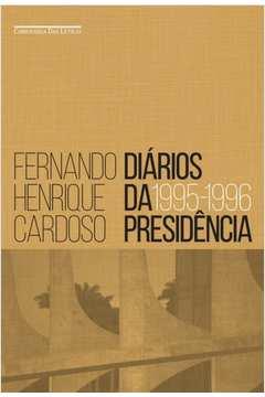 diários da presidência 1995 - 1996