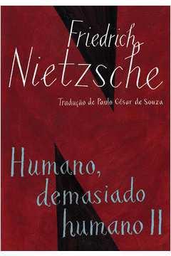Humano demasiado humano II - livro de bolso