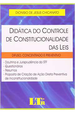 Didatica do Controle de Constitucionalidade das Leis