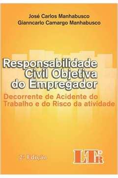 RESPONSABILIDADE CIVIL OBJETIVA DO EMPREGADOR