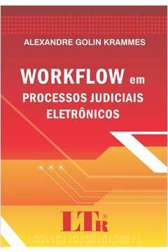 Workflow Em Processos Judiciais Eletronicos