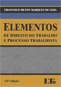 Elementos de Direito do Trabalho e Processo Trabalhista
