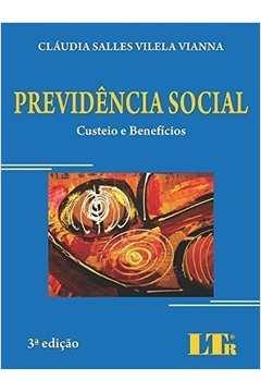 Previdencia Social Custeio e Beneficios