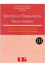 Sentencas Trabalhistas Selecionadas - Vol.3