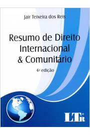 Resumo de Direito Internacional & Comunitário