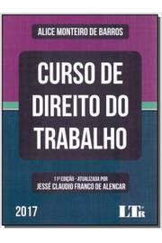CURSO DE DIREITO DO TRABALHO - 11ED/17 - (LTR)