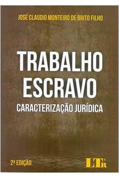 TRABALHO ESCRAVO 02ED/17