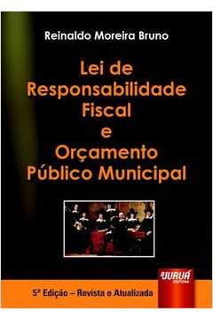 Lei de Responsabilidade Fiscal e Orçamento Publico Municipal