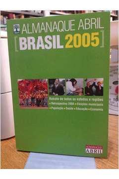 Almanaque Abril Brasil 2005