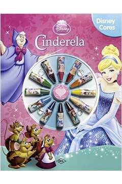 Cinderela - Colecão Disney Cores